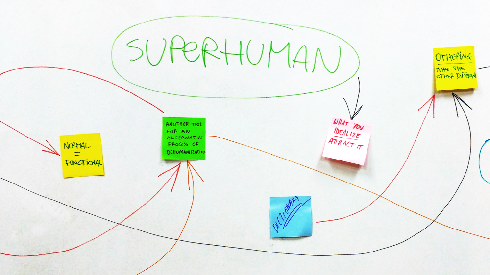 Marco Donnarumma - AI Ethics & Prosthetics Workshop
